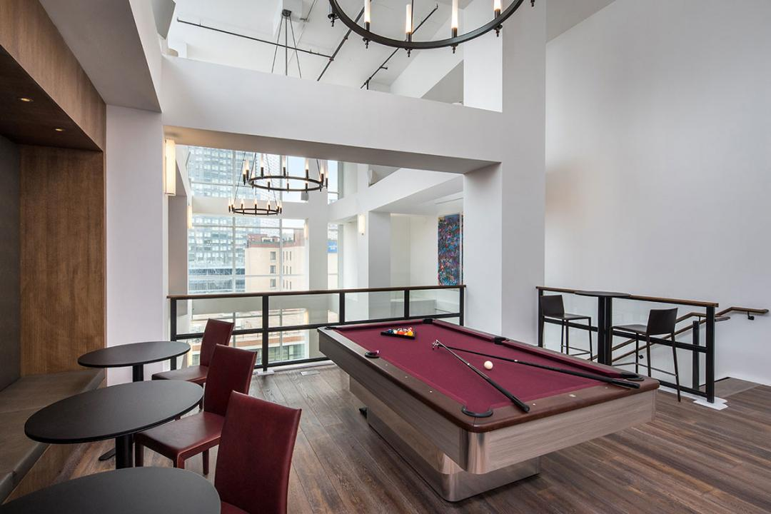 Game Room at 42-20 24th Street - 1 QPS Tower