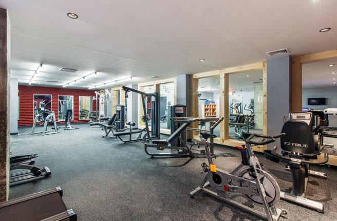 Gym-53 Broadway- apartment for rent in NYC