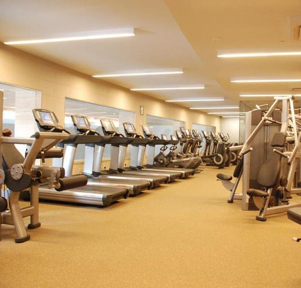 Gym at The Visionaire - Rentals in Battery City Park