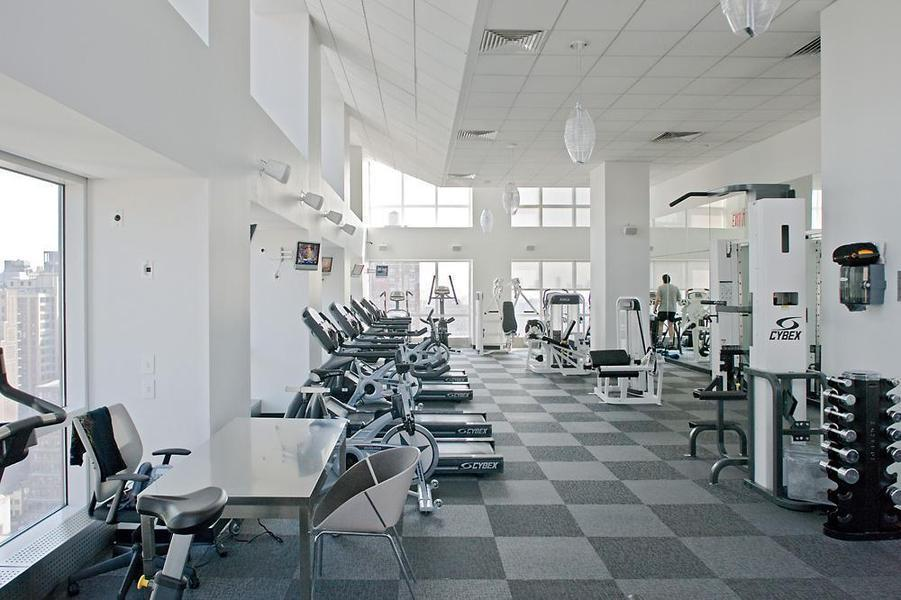 Gym - 350 West 42nd Street Apartments for Rent