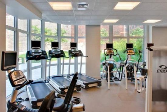 Element Condominium New Construction Building Fitness Center – NYC Condos
