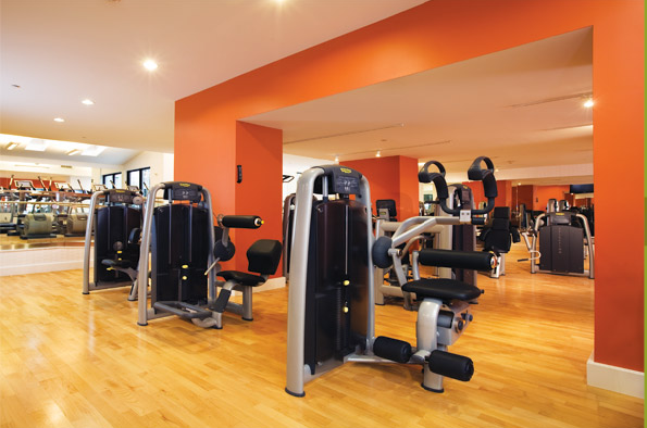 One Brooklyn Bridge Park Gym- Condominiums for Rent in Brooklyn