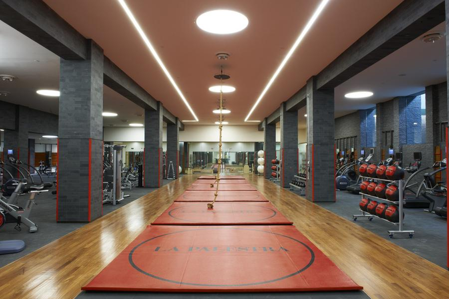 Gym - Apartments for Rent at The Aldyn