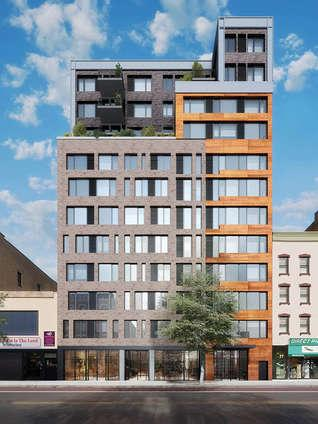 69 East 125th Street Rentals Harlem 125 Apartments For