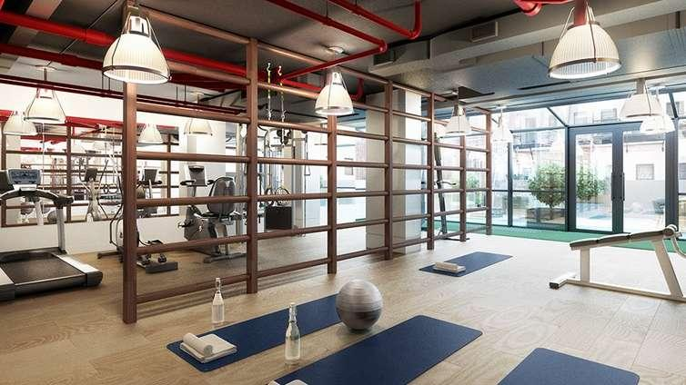 Rentals at 69 East 125th Street in NYC - Fitness Center