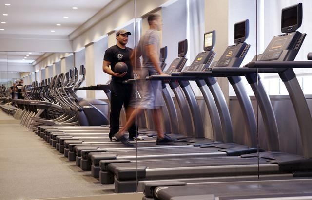 Fitness Center- Hawthorn Park - apartment for rent in NYC