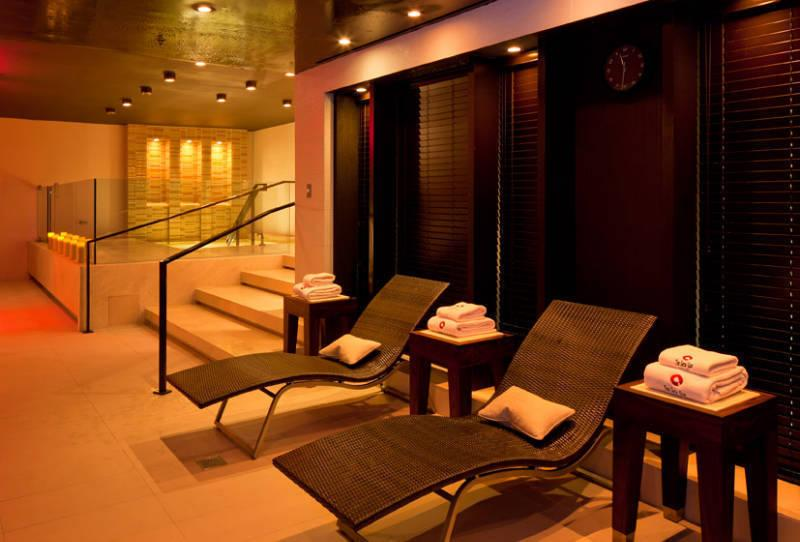 Health Club The Setai Financial District - Condos for rent