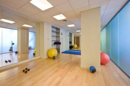 555 West 59th Street Health Club – Manhattan New Condos