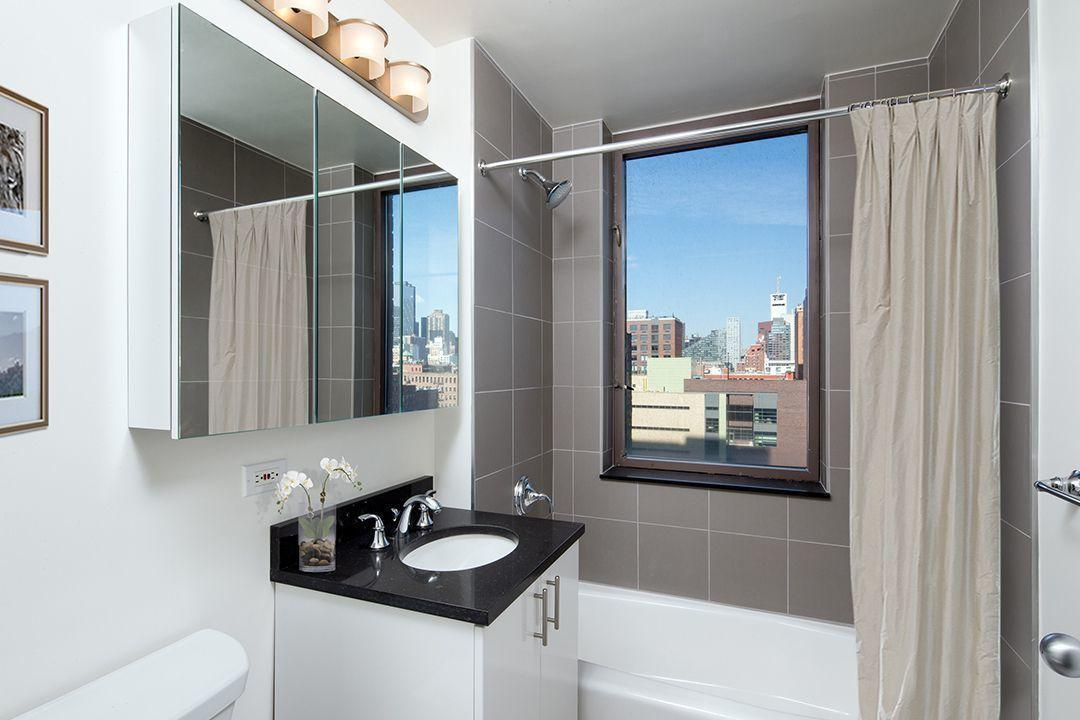 Apartments for rent at The Helux in NYC - Bathroom