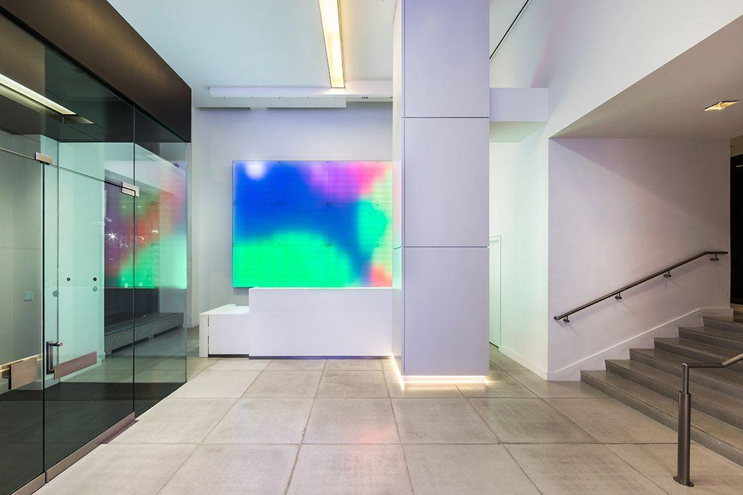 The Building's Lobby at 520 West 43rd Street in NYC