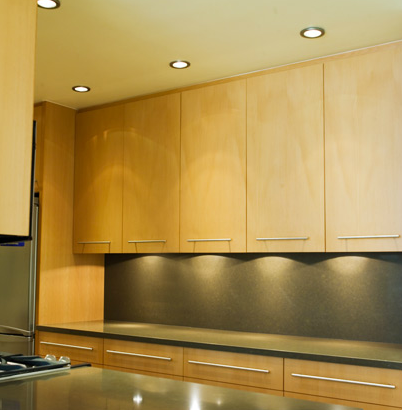 Kitchen at 60 west 57th street - apartments for rent