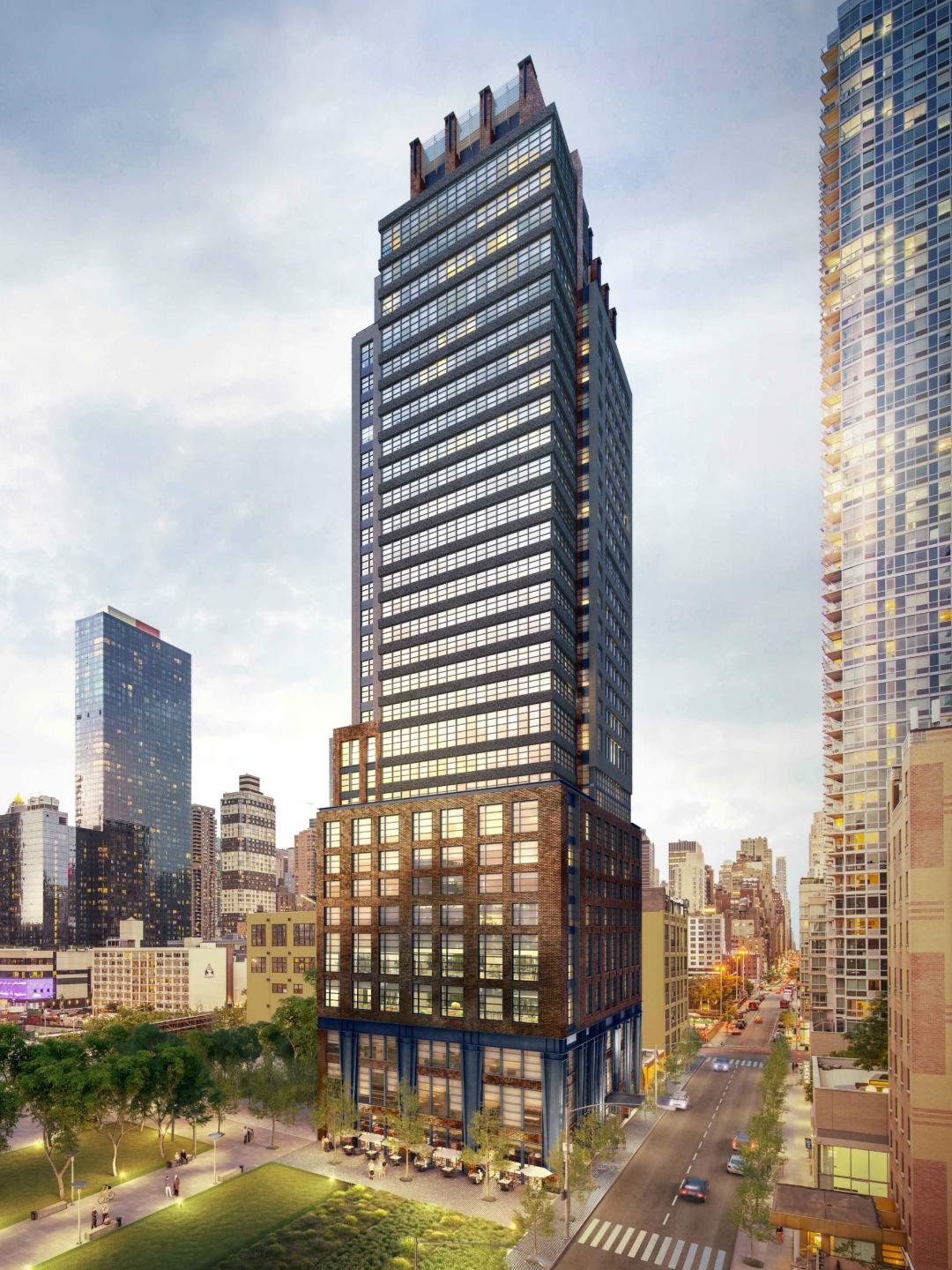Aparments for rent at Henry Hall in Hudson Yards