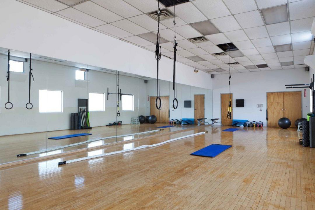 Gym at Herald Towers in NYC - Apartments for rent