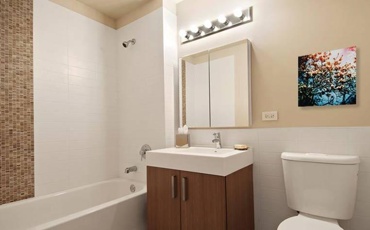 Apartments for rent at High Lane 537 in NYC - Bathroom