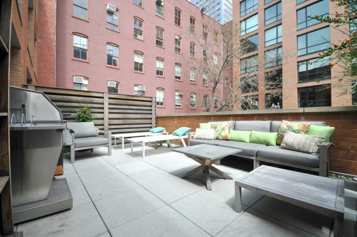 Apartments for rent at High Lane 537 in Chelsea - Private Terrace