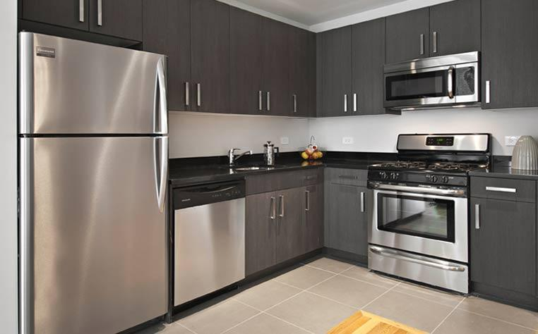 Open Kitchen at 537 West 27th Street in Chelsea