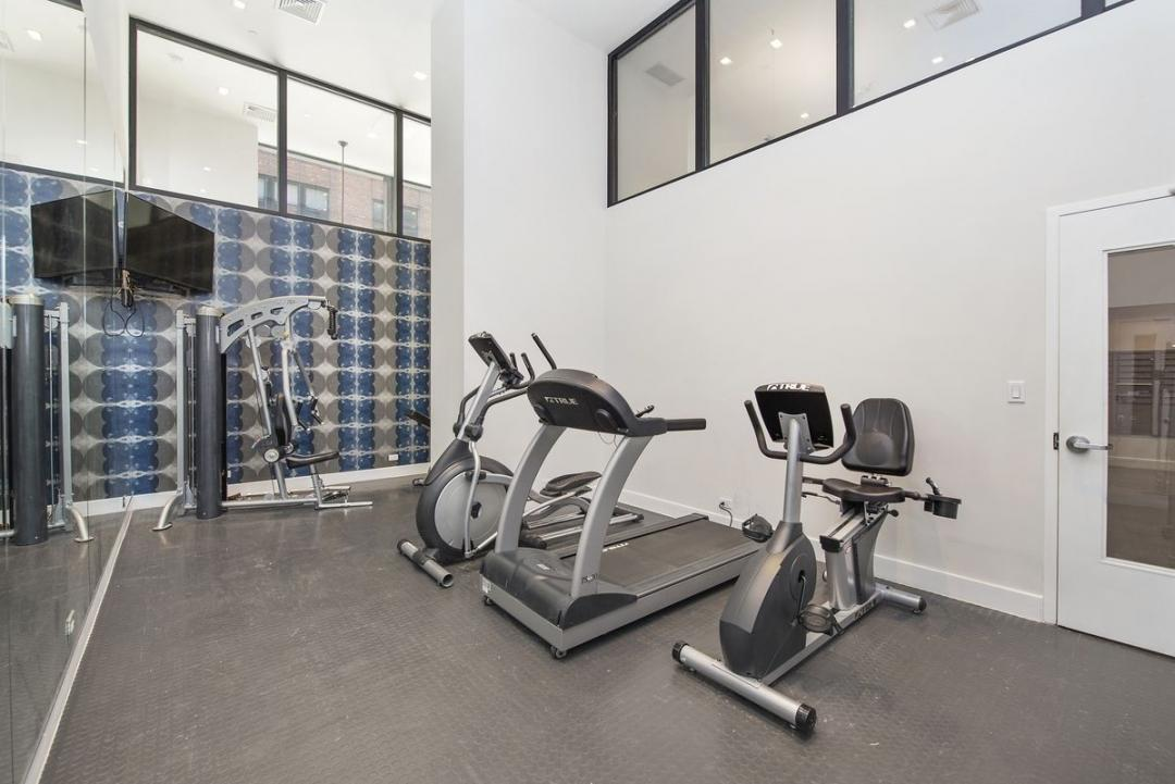 Fitness Center at 537 West 27th Street in Manhattan