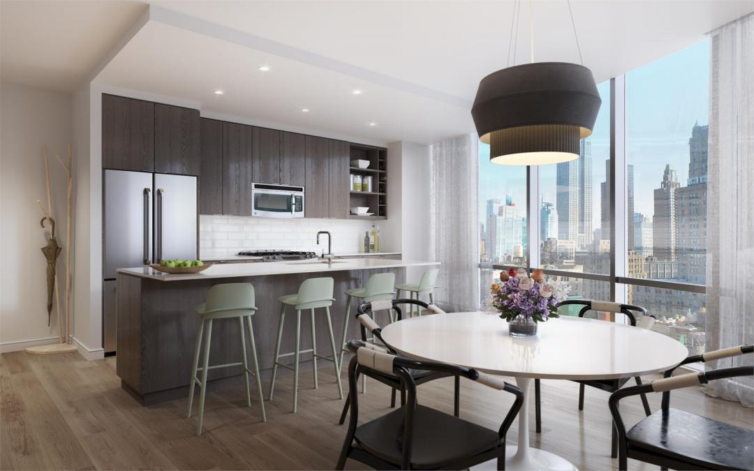 Rentals at House 39 in Murray Hill - Open Kitchen