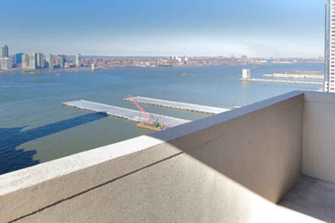 Balcony - 40 Harrison Street - Tribeca - Manhattan Rentals