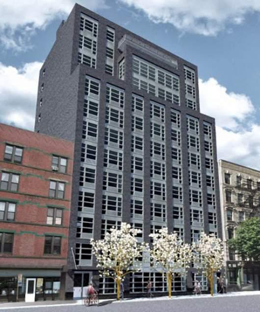 Apartments for rent at 331 East Houston Street