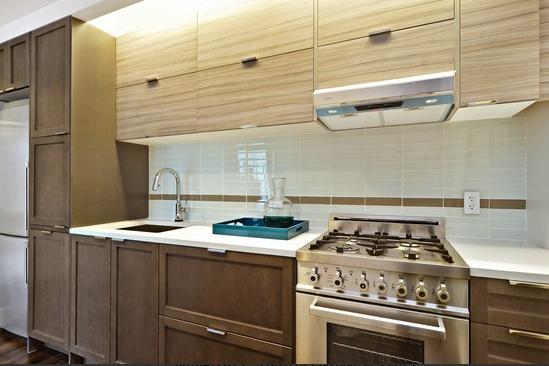 Jupiter 21 Kitchen - East Village Manhattan Condos