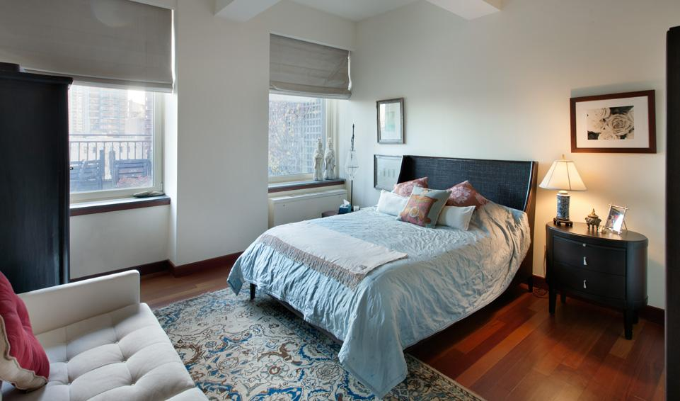 305 E 63rd Bedroom- Lenox Hill Rentals