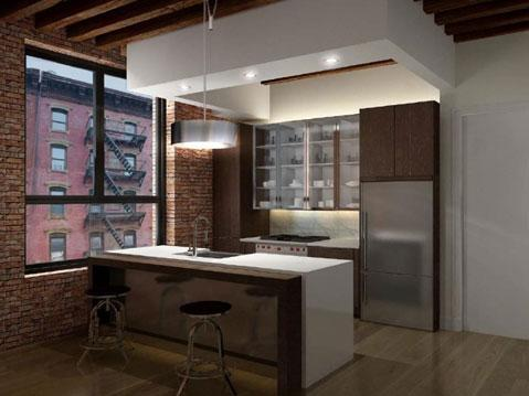 139 North 10th Street- Kitchen