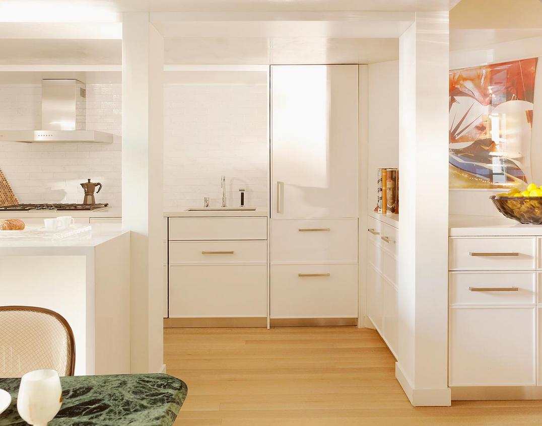 Kitchen- Luxury Rentals at Printing House