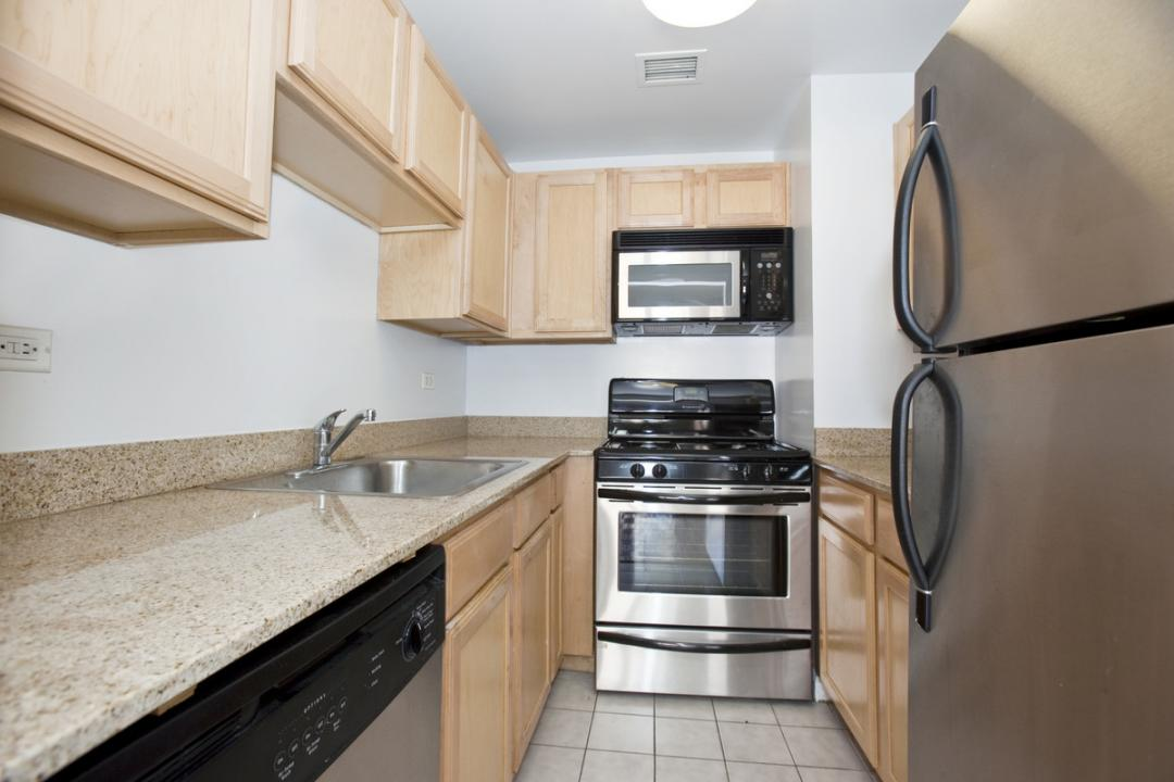 756 Washington Street  Kitchen - NYC Rental Apartments