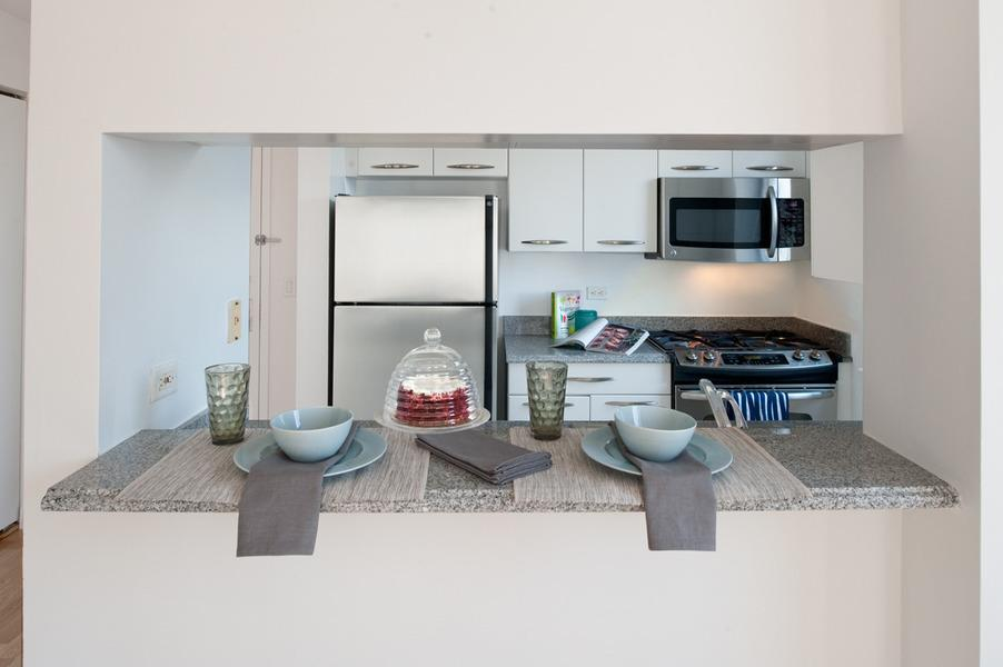 Kitchen- 150 East 44th Street