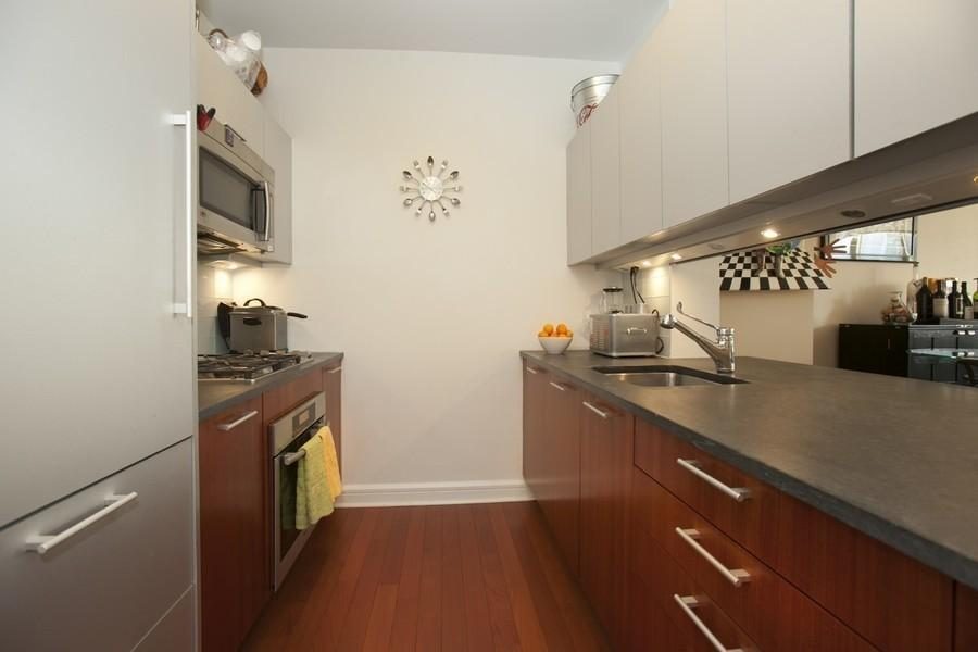 Kitchen - 100 Riverside Boulevard - Condominium - New York City