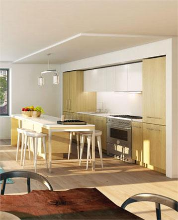 Kitchen- 101 West 87th Street-apartments for rent in nyc