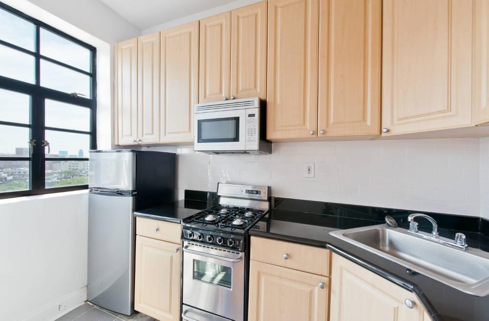Kitchen - 10 Sheridan Square - Greenwich VIllage - Rental Apartment