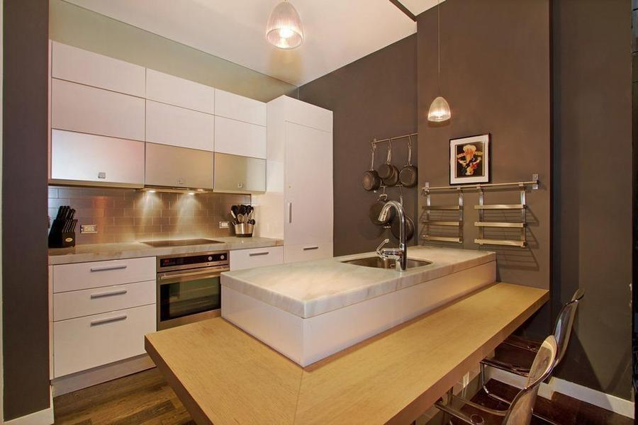 The Morgan Lofts Kitchen - Rentals in Murray Hill