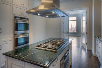Kitchen 15 Central Park West - Condos for Rent in Manhattan