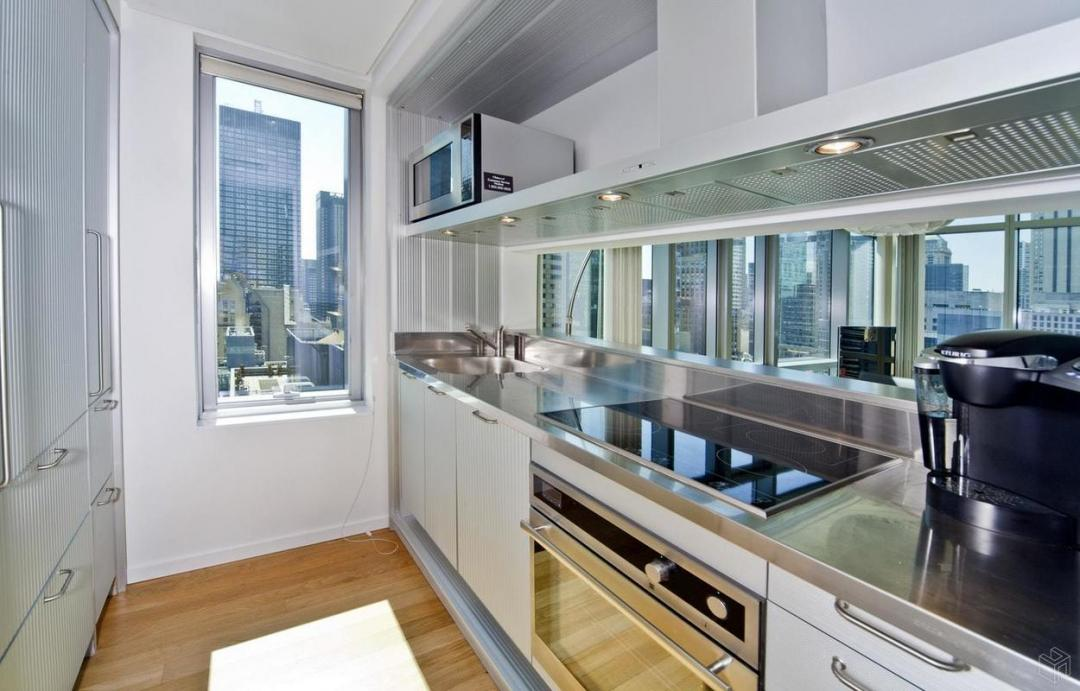 Kitchen at The Centria - 18 West 48th Street