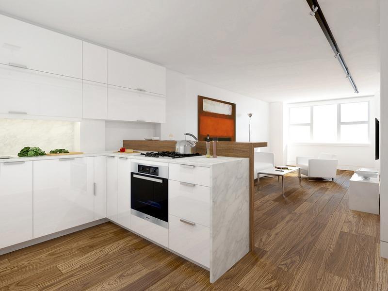 Kitchen - 200 E 30 Street - Murray Hill - New York Rentals