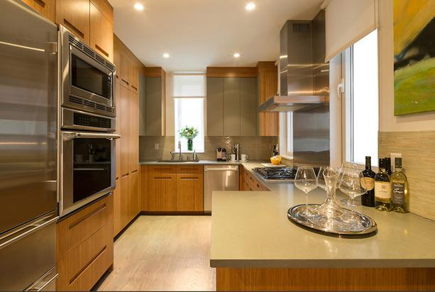 Kitchen- 22 Renwick Street- apartment for rent in manhattan