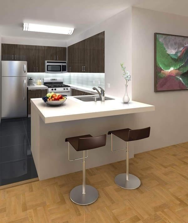 Kitchen Brooklyn Gold - Condos for Rent in Downtown Brooklyn