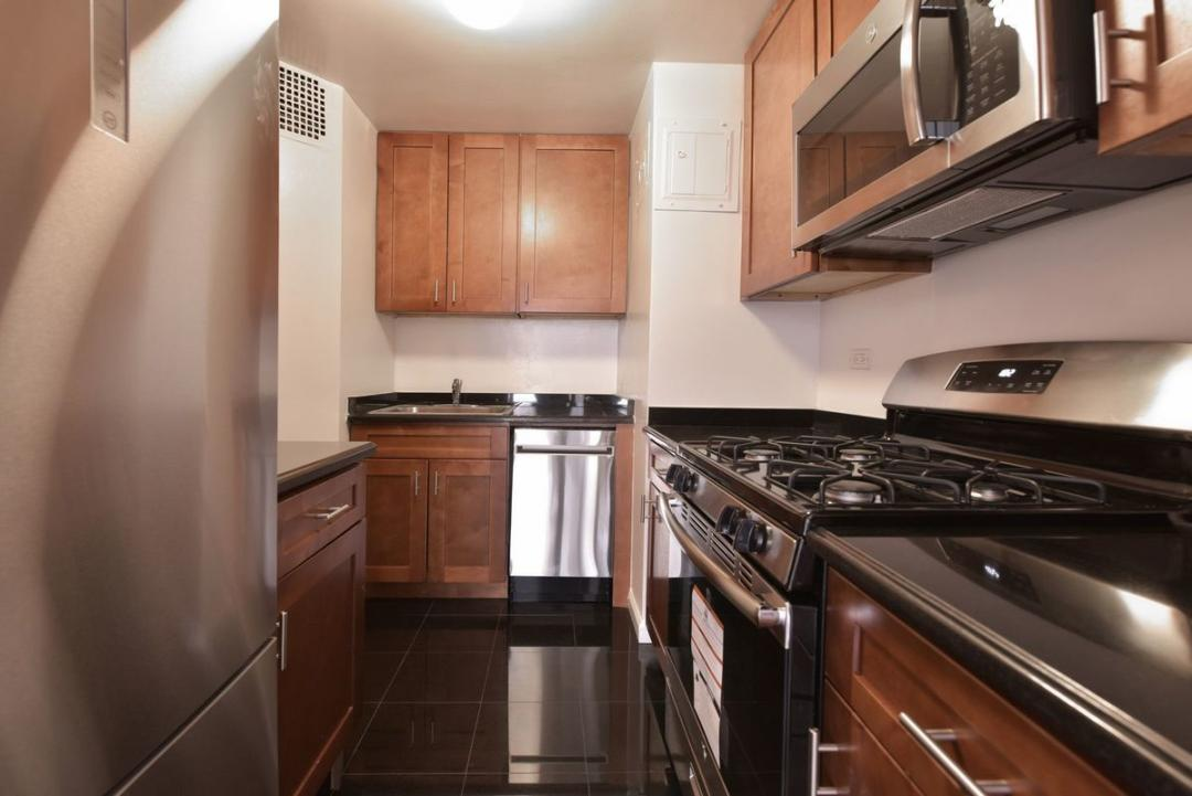 Kitchen at 4 East 89th Street