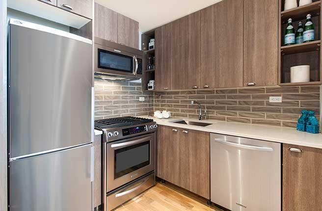 53 Broadway- Kitchen- apartment for rent in NYC