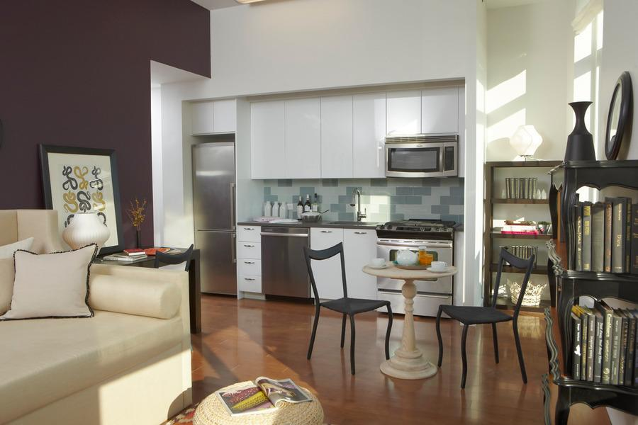 Kitchen in 80 DeKalb Avenue - Brooklyn Rentals