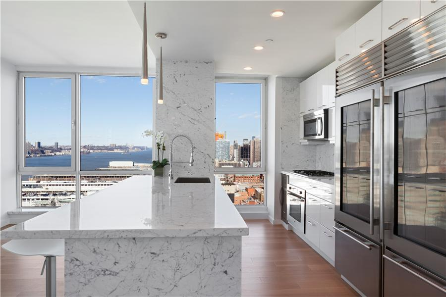 Kitchen at Ambassador East - Apartments for rent in NYC