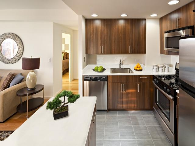 Kitchen Avalon West Chelsea - Rentals Manhattan