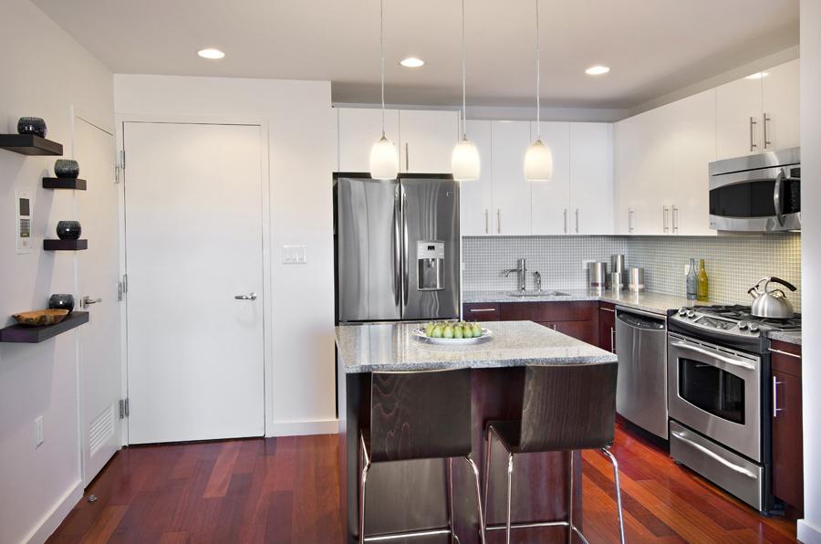 Kitchen Dafina - Condos for Rent in West Harlem