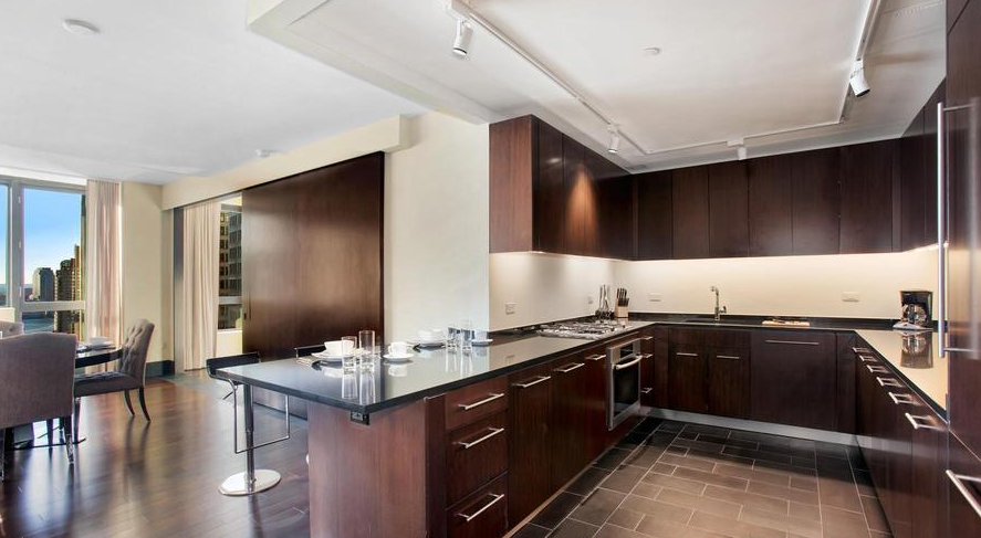 Fully equipped Kitchen The Setai - Wall Street