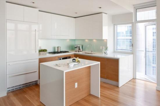 Element Condominium Kitchen Area – Condominiums for Sale NYC