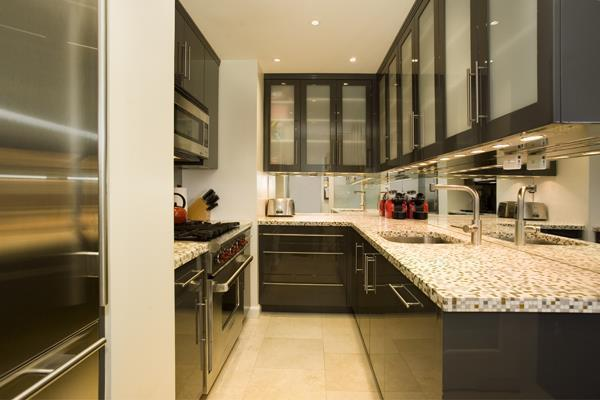 Kitchen - 146 West 57th Street Apartment for Rent