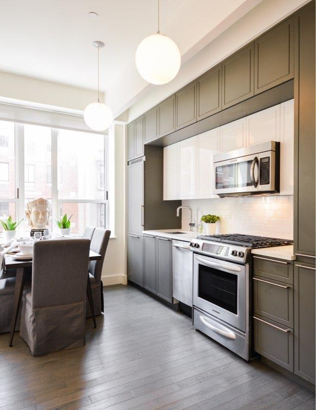 Kitchen at Nine52 - 416 West 52nd Street