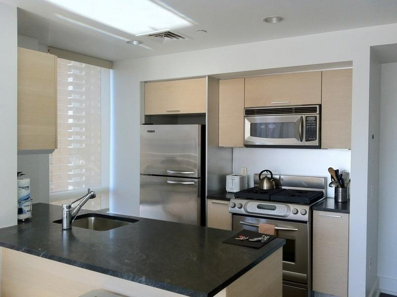 Kitchen - Condos for Rent - 305 West 42nd Street